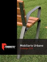 Catálogo Mobiliario Urbano