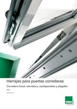 Siegenia Portal PVC