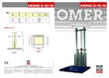 Mono5, Mono 10, Mono 15