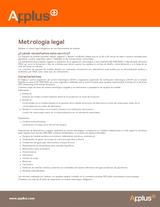 Metrología legal
