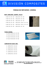 CATALOGO COMPOSITES