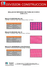 CATALOGO CONSTRUCCION