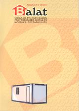 Conjuntos modulares Balat