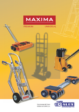 Catálogo general Maxima Exclusivas