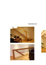 Escaleras de interior.