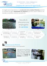Limpieza de Puertos y Cuerpos de Agua