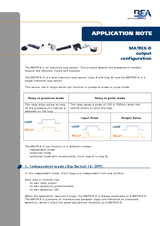 AN019 Matrix-D Configuration English