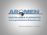 AROMEN PANTALANES FLOTANTES