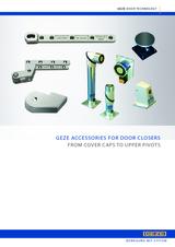 Accessories for Door Closer Product Brochure