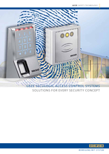SecuLogic Access Control Systems Product Brochure