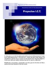 CATÁLOGO PROYECTOS ICT