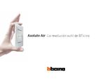 Axolute Air. La revolución sutil de BTicino