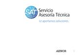 SAT Servicio Asesoria Técnico