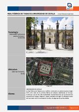 Ficha Técnica: Intervención Edificio Histórico