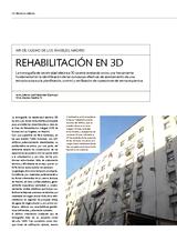 Rehabilitación en 3D