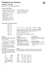 Av 1800 vertical cat logo de baxi roca calefacci n s l for Catalogo roca pdf
