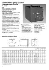 Calderas y grupos t rmicos de media potencia cpa for Catalogo roca calefaccion