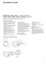 Serie tecno 2 cat logo de baxi roca calefacci n s l u for Catalogo roca pdf