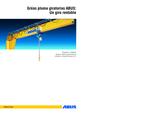 Grúas pluma giratorias ABUS