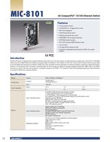09 6U CompactPCI Peripherals