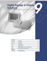09 Digital Signage & Display Solutions