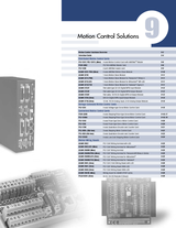 09 Motion Control Solution