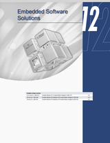 12 Embedded Software Solutions