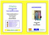 Catálogo ascensores