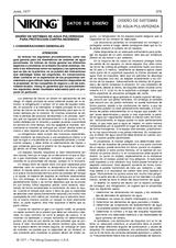 Diseño de sistemas de agua pulverizada