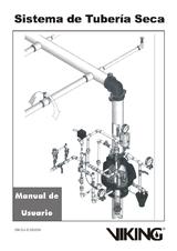 Manual de usuario del sistema de tubería seca