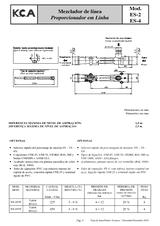 Mezclador de línea ES-2 y ES4