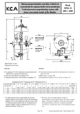 Sistema proporcionador a presión vertical MXC-I 200-600
