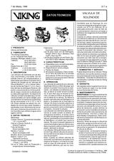 Válvula de solenoide