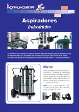 Aspiradores industriales