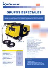 Grupos especiales