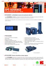 Ficha de Producto SPS ADVANCE