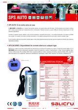 Ficha de Producto SPS SAFE