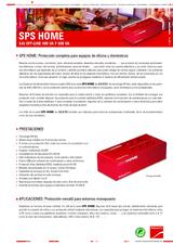 Ficha de Producto SPS HOME