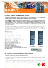 Ficha de Producto SLC ADAPT
