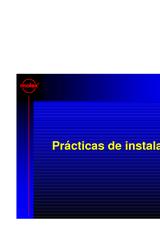 Prácticas de instalación