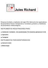 Catálogo JRI