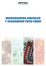 OPTIKA Microscopios
