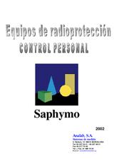 Catálogo SAPHYMO Control de Personas