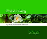 Catálogo WALZ