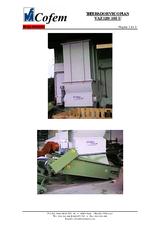 Triturador Vecoplan VAZ 120-105 U