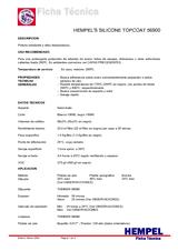 56900  HEMPELS SILICONE TOPCOAT