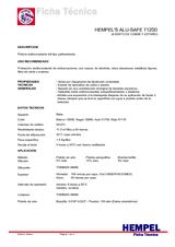 7120D  HEMPELS ALU-SAFE