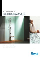 Catálogo Columnas de Hidromasaje