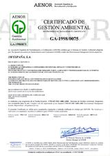Gestión Medioambiental Centro de Rivas