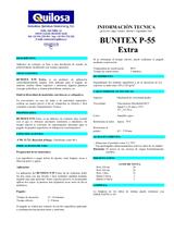 Bunitex P-55 Extra